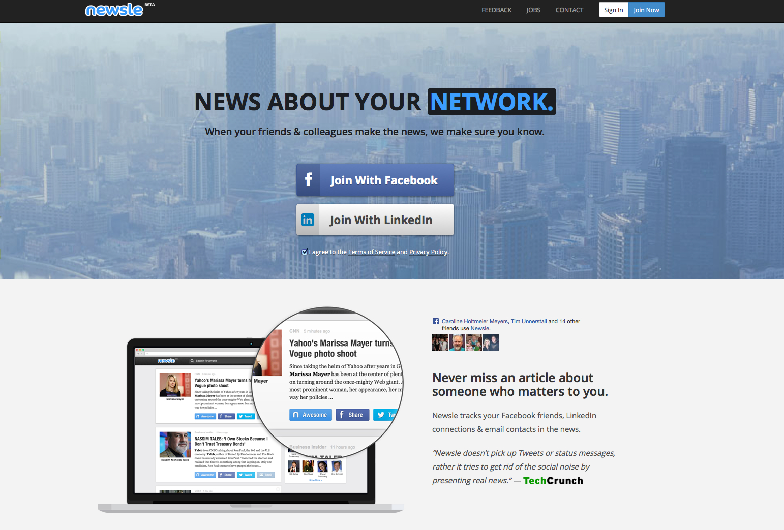 Newsle - News About Your Network 2014-05-21 20-42-53 2014-05-21 20-42-55