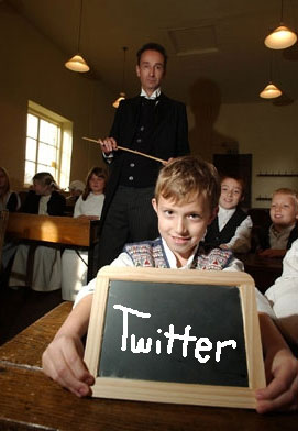 Scholboy-with-Twitter-Sign